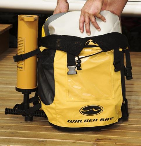 Airis Inflatable Kayak Backpack