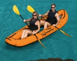 New Inflatable from Conquest Kayak
