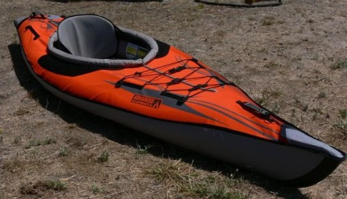 Advanced Elements AE1012 AdvancedFrame Inflatable Kayak