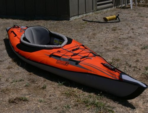 Advanced Elements AE1012 AdvancedFrame Inflatable Kayak