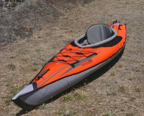 A True Classic The Advancedframe Inflatable Kayak From