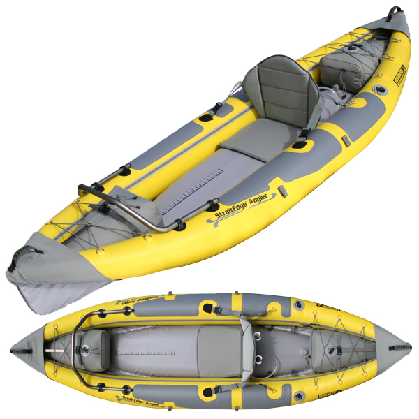 10 neat fishing gifts for a kayaking angler for Fishing kayak review
