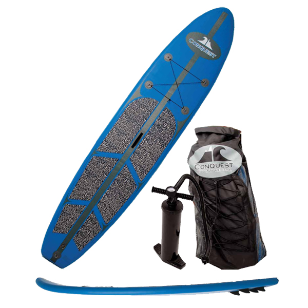 Sneak Preview: The 12PSI Guru Inflatable SUP Paddle Board from
