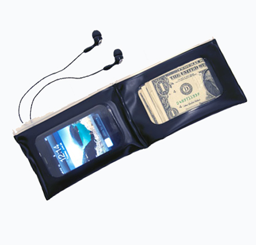 Seattle Sports Digi Wallet and Audio Case