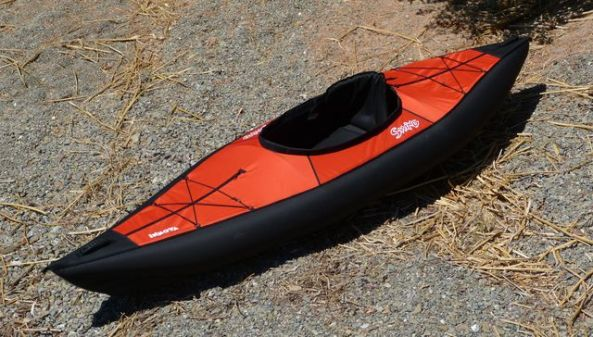Innova Swing inflatable kayak