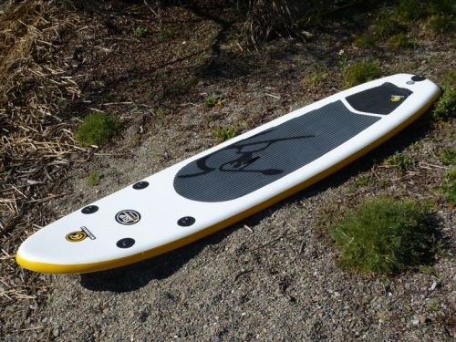C4 Waterman 10-9 XXL Inflatable Paddle Board
