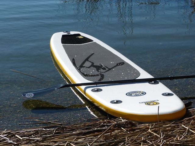 Splitter nya Product Review: New C4 Waterman 10-9 XXL Inflatable Paddle Board OD-42
