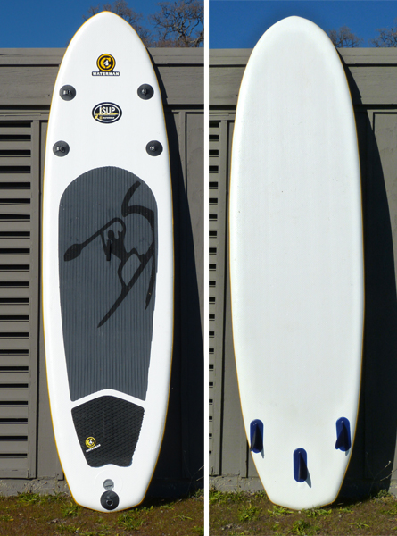 C4 Waterman 10-9 XXL - front and back views