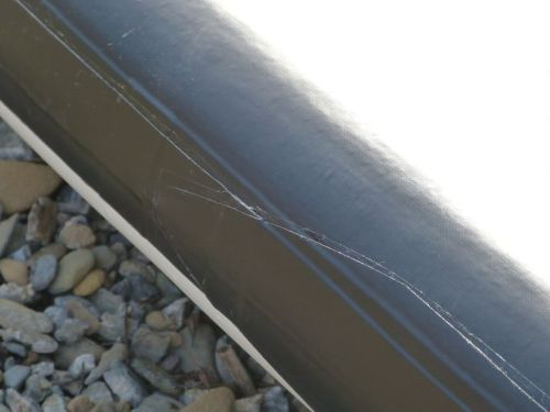 Quadruple rail constructions
