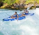 AquaGlide Klickitat 125 HB Inflatable Kayak