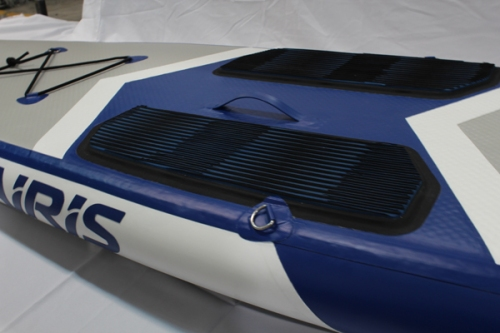 Airis Hardtops feature Rigideck fiberglass steps