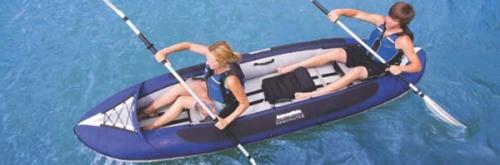 Deschutes Tandem HB Inflatable Kayak