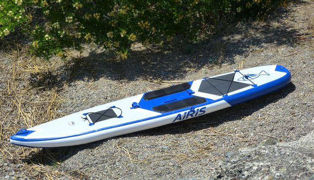 Product review airis hardtop suv 11 inflatable standup for Inflatable fishing sup