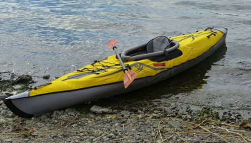 Expedition Inflatable Kayak from Advanced Elements