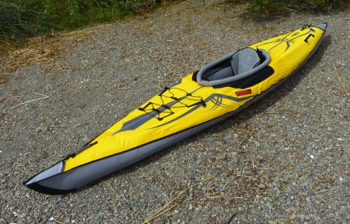 Advanced Elements AE1009 Expedition Inflatable Kayak