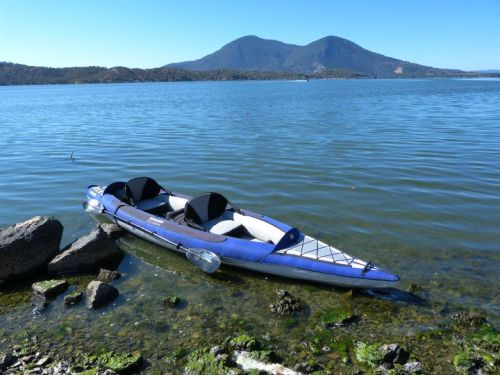 Columbia Tandem HP Inflatable Kayak