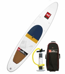 2014 Red Air Explorer 12-6 Inflatable SUP