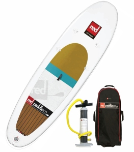 2014 Red Air Mega 10-8 Inflatable SUP