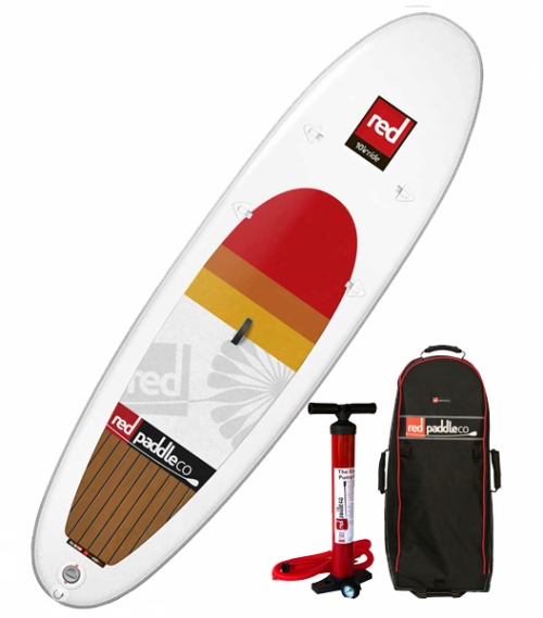 2014 Red Air Venus 10-6 and 10-0 inflatable SUPS