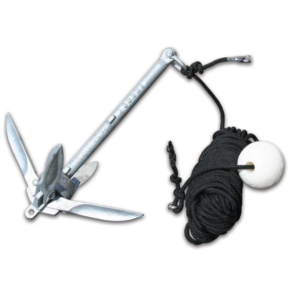 10 neat fishing gifts for a kayaking angler for Fishing kayak anchor