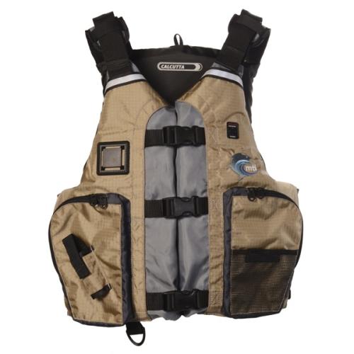 Calcutta fishing vest