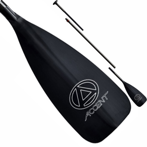 Accent Octane Adjustable Carbon SUP Paddle
