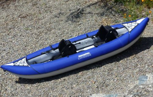 Aquaglide Chinook 2 inflatable kayak