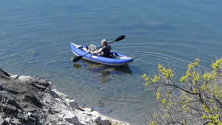 Product Review: New Chinook 2 Inflatable Kayak from