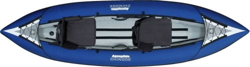 Birdseye view of Chinook 2 inflatable kayak