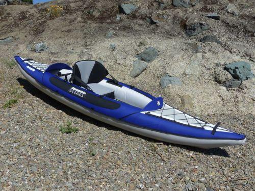 Columbia One HB inflatable kayak