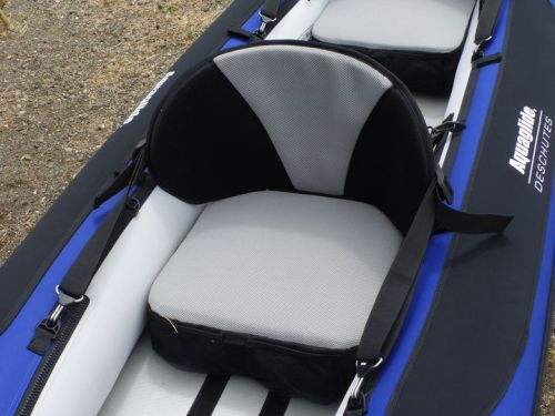 Front of the Pro-formance seat