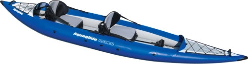 Chelan Two HB Inflatable Kayak from AquaGlide