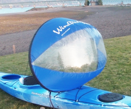 New Windpaddle Scout with larger viewing area.