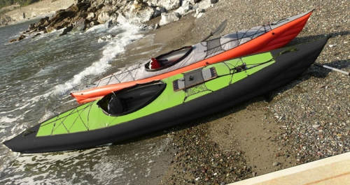 Swing EX Inflatable Kayak from Innova