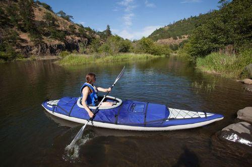 Single deck for Chelan and Columbia Kayaks