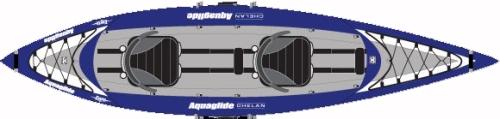 Chelan Two HB Inflatable Kayak