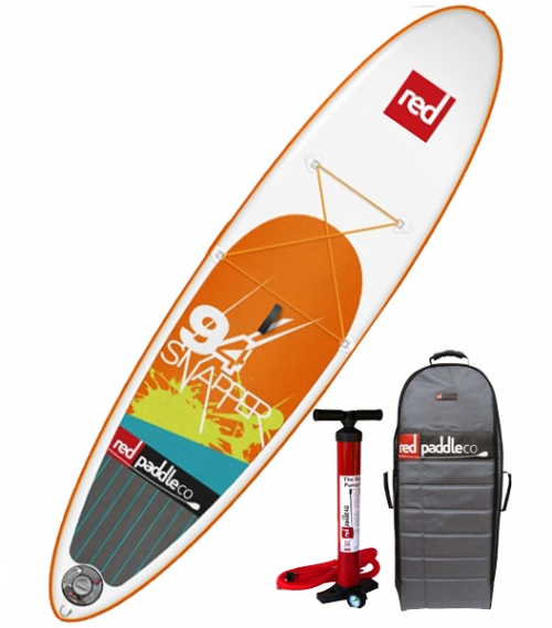 2015 Red Paddle Co Snapper 9-4