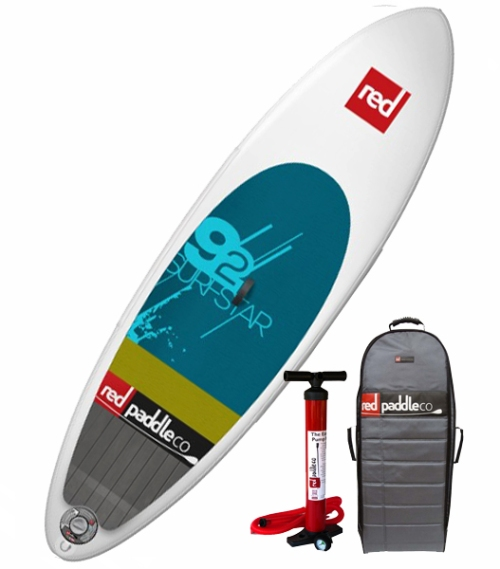2015 Red Paddle Co SurfStar 9-2
