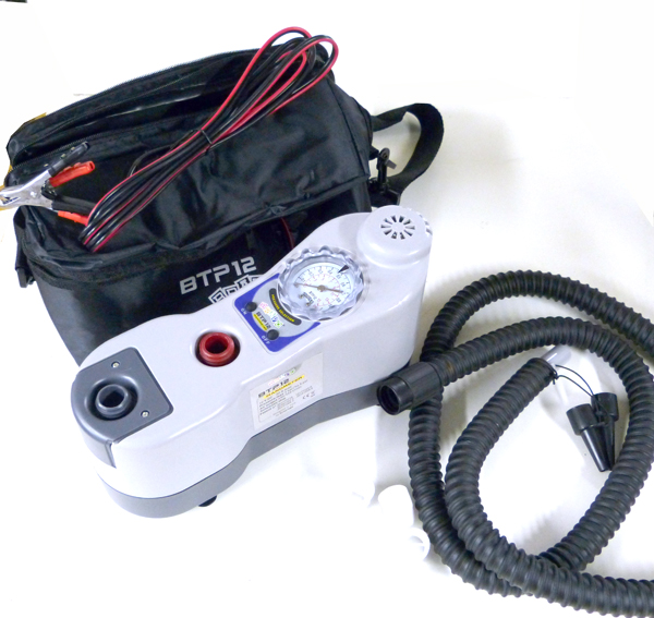 Guide Choosing A Pump For Your High Pressure Inflatable