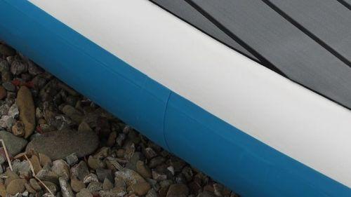 Quadruple-layered rails