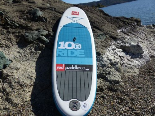 2015 Ride 10-6 Inflatable Board from Red Paddle Co