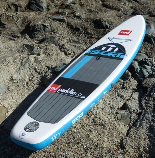 Red Air Sport 11 inflatable SUP from Red Paddle Co
