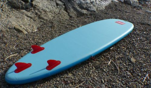 Underside Red Paddle Co Ride 9-8