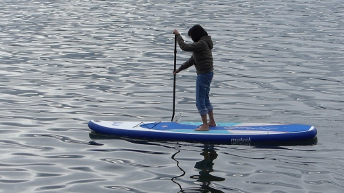 Mistral Kailua Fit as a standup paddle board.