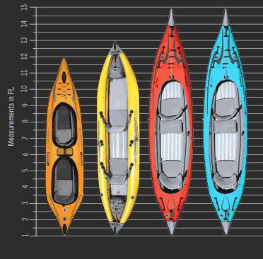 Advanced Elements Tandem Inflatable Kayaks