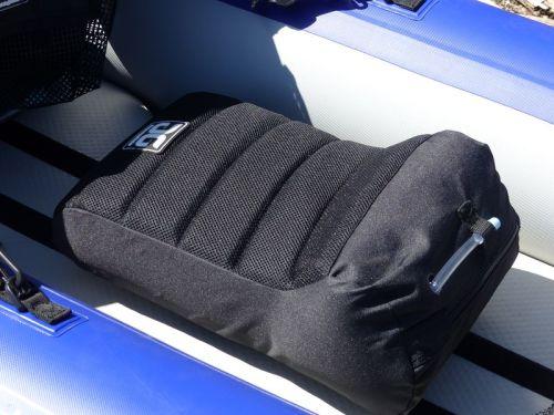 Center jumper seat.