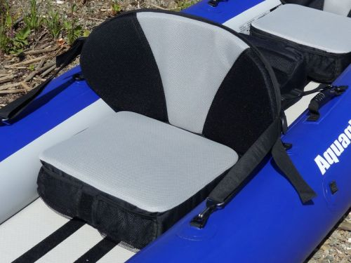 Front of ProFormance seat.