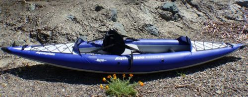 Chelan HB One inflatable kayak