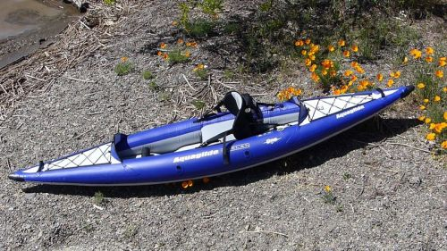 AquaGlide Chelan HB One inflatable kayak