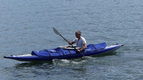 AquaGlide Single Deck for the Columbia & Chelan Tandem Kayaks